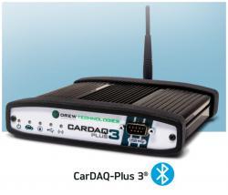 CarDAQ Plus 3 with Bluetooth
