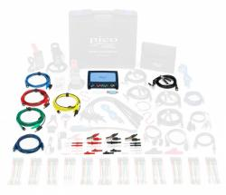 Can Vetronix MTS-5100 pressure and vacuum transducers be used with the Pico starter kit?