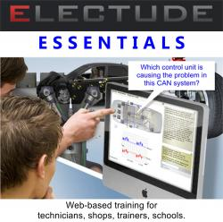 Electude Essentials Learning for Technicians