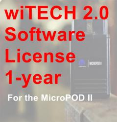 Hi, can you activate license of Witech 2.0 for Europe (we have micropod2 from FCA)?