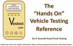 Auto & Truck Testing 'Hands On' Testing Reference