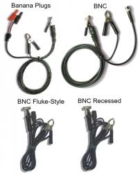 Does the length of the capacitive pickup wire play a role in the quality of the signal displayed on the scope?
