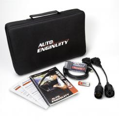 Is auto enginuity euro bundle the enhhanced version?