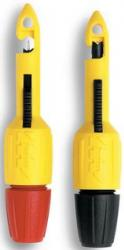 Adjustable Insulation Piercing Test Clip with B-plug Inputs