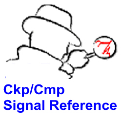 ACE Ckp/Cmp Signal Reference