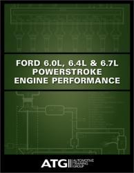 Ford  6.0L, 6.4L & 6.7L Powerstroke Engine Performance