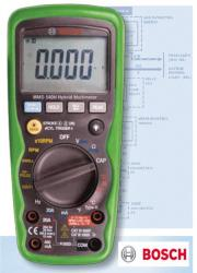 Hybrid Vehicle Multimeter MMD 540H (F00E900101)