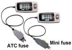 Fuse Buddy Tester Set w/LCD - ATC and Mini Blade