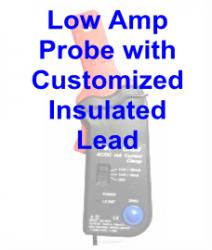 Low Current Probe with Custom Lead