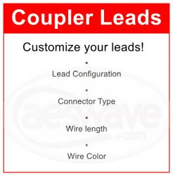 Coupler Test Leads