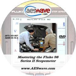 AES' Mastering the Fluke 98 Series II ScopeMeter