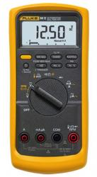 Why the fluke 88V did not show actual rading when measure ac voltage ?