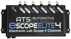 regarding escope voltage measurment