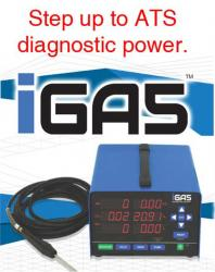 iGA5 Intelligent Gas Analyzer