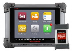Autel MaxiSys MS908s Pro Diagnostic Platform with 1-yr Updates and Warranty