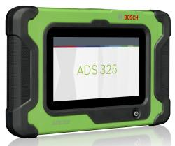 Bosch ADS 325 Diagnostic Scan Tool with 7-in Display